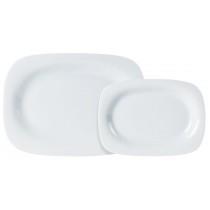 Porcelite Standard Dining Plates & Serving Platters