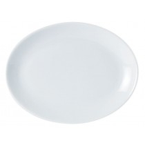 Porcelite Oval Plates