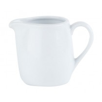 Porcelite White Bodied Jug