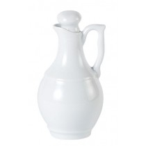Porcelite Oil & Vinegar Jar