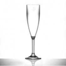 Polycarbonate Champagne Flutes