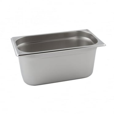 Stainless Steel Gastronorm Pans GN 1/3