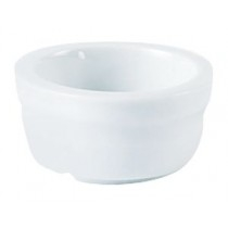 Porcelite Butter Pat Dishes