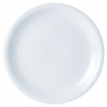 Porcelite Narrow Rimmed Plates