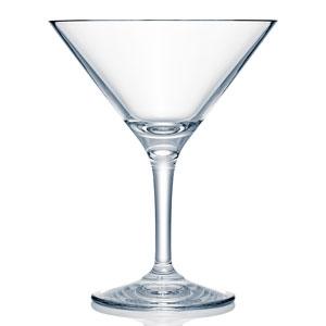 Strahl Polycarbonate Cocktail Glasses