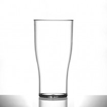 Polycarbonate Tulip Beer Glasses 2 Pint, Pints & Half Pints