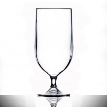 Polycarbonate Reusable Plastic Beer Goblets
