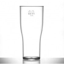 Reusable Plastic Glasses
