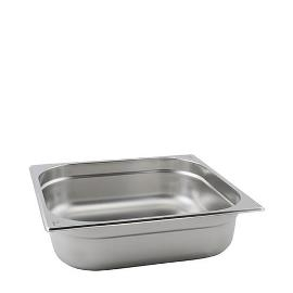 Stainlesss Steel Gastronorm Pans GN 2/3