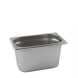 Stainless Steel Gastronorm Pans GN 1/4