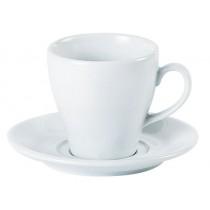 Porcelite Torino Cups & Saucers