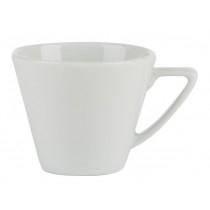 Porcelite Conic Espresso Cup & Saucer
