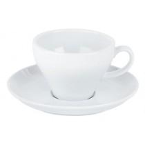 Porcelite Standard Cups & Saucers