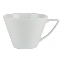 Porcelite Conic Cappuccino Cup & Saucer
