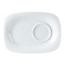 Porcelite Rectangular Gourmet Plates