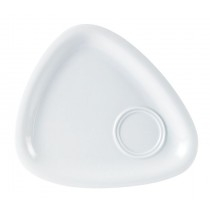 Porcelite Triangular Gourmet Plates