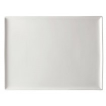 Porcelite Handled Rectangular Platters