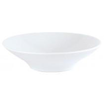Porcelite Footed Wok Bowl