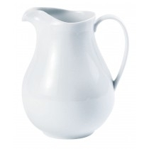 Porcelite Ice Lipped Water Jug