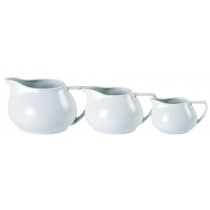 Porcelite Contemporary Style Milk Jugs