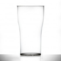 Plastic 2 Pint Beer Glasses
