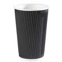 Ripple Disposable Paper Coffee Cups