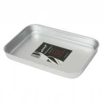 Genware Aluminium Baking Dishes Without Handles