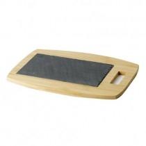 Sonora Slate & Bamboo Board