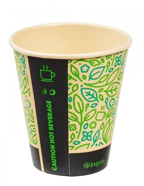 Biodegradable & Compostable Paper Cups