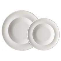 Porland Academy Classic White Fine China