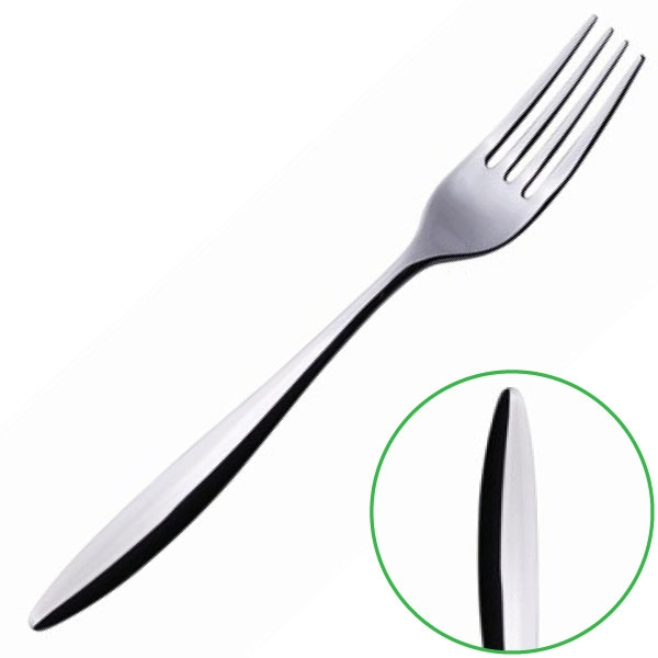 Genware Teardrop 18/0 Stainless Steel Cutlery