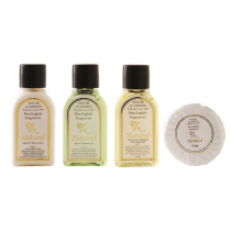 Natural Range Complimentary Hotel Toiletries