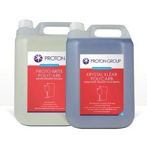 Polycarbonate Glasswash