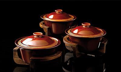 Art de Cuisine Rustics Simmer Black