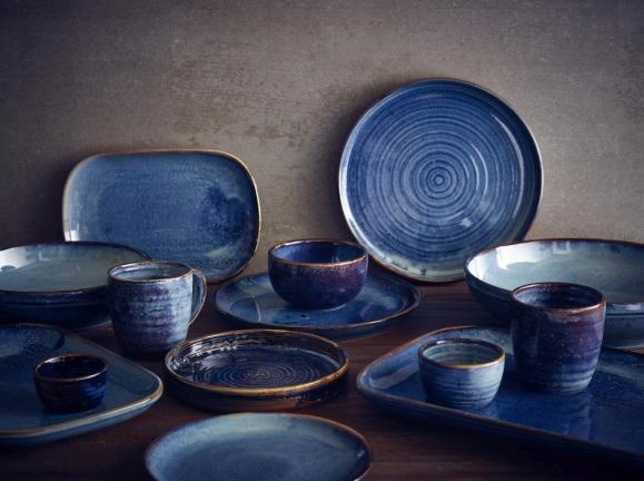 Genware Terra Porcelain Tableware