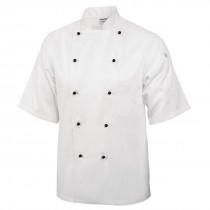 Marche Short Sleeve Chef Jackets