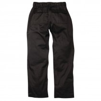 Black Executive Womens Chef Trousers