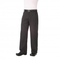 Black Executive Unisex Chef Trousers