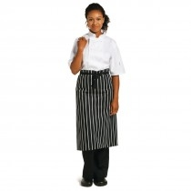 Catering Uniform Striped Waist Aprons