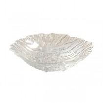 Glacier Glass Plates & Bowls
