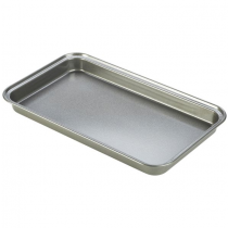 Genware Non-Stick Brownie Tray