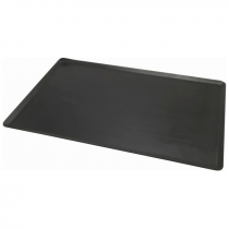 Genware Black Iron Baking Sheet