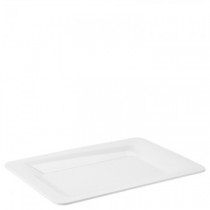Black & White Rectangular Platters