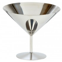 Stainless Steel Martini Stemmed Bowls