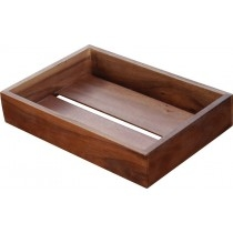 Acacia Wood Display Trays