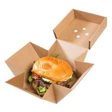 Takeaway Burger Boxes