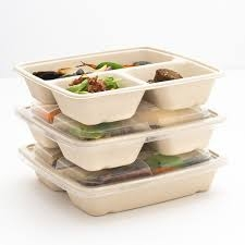 Sabert BePulp Eco-Friendly and Compostable Packaging