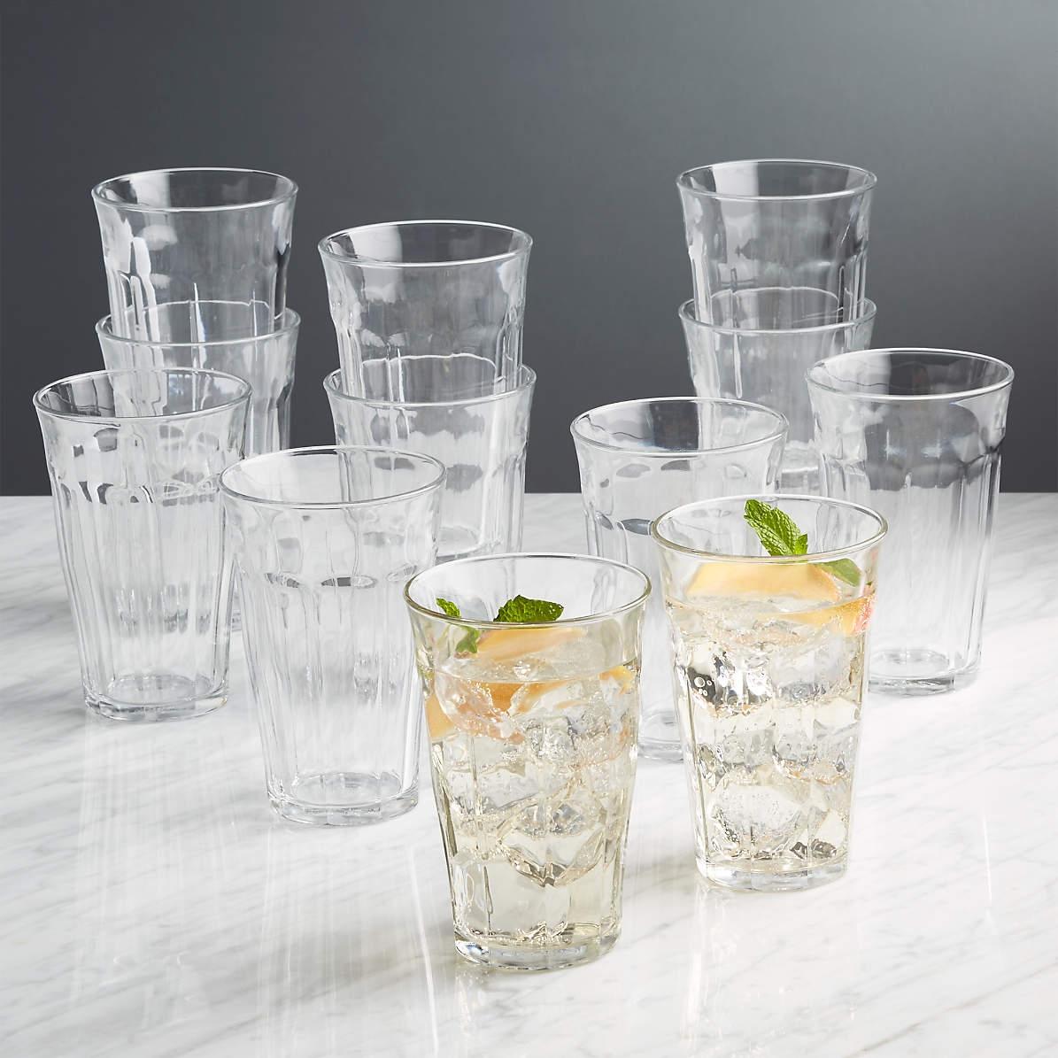 Stackable Glassware