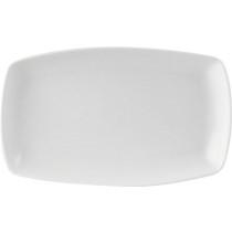 Simply Economy White Rectangular Plates