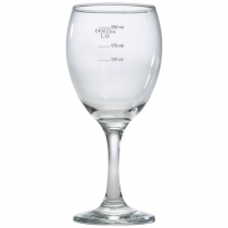 Triple Lined Wine Glasses